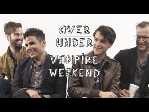Vampire Weekend - Over / Under