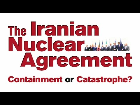 The Iranian Nuclear Agreement