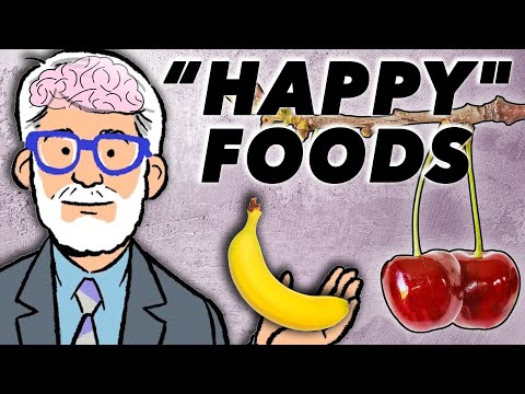Food: Can it Make You Happy?