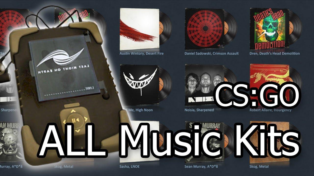 CS:GO ALL Music Kits [Update 10/10/2014] - YouTube