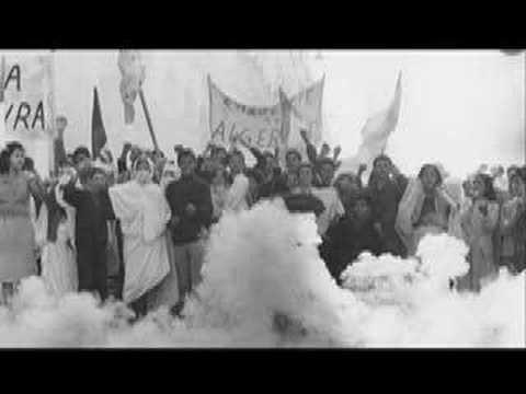 "ENNIO MORRICONE -""Algiers November 1, 1954"" (1966)"