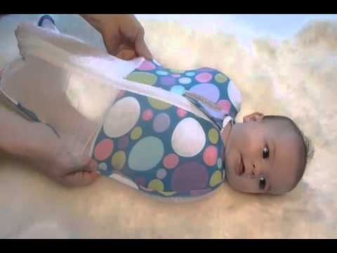 How To Use Your Cozybaby Swaddle