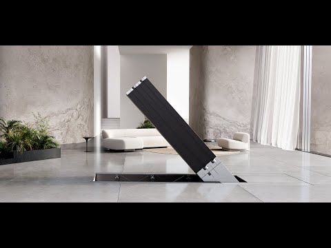 C SEED M1 - The World´s First Foldable 165 Inch MicroLED TV