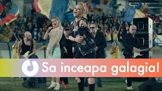 Repeat youtube video VH2, Anda Adam, What's Up & Alina Eremia - Sa inceapa galagia! (Official Music Video)