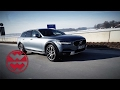 Volvo V90 Cross Country im Test: World in Motion - Welt der Wunder