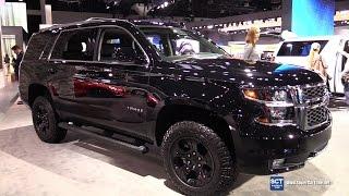 2017 Chevrolet Tahoe Z71 - Exterior and Interior Walkaround - 2016 LA Auto Show