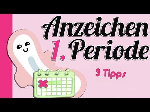 Periode Anzeichen 📆 / Pubertät / 3 Tipps für starke Mädchen