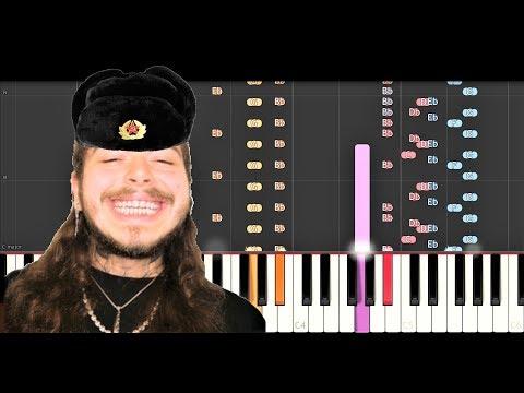 Post Malone - Rockstar But It Sounds Russian