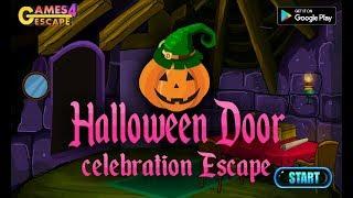 G4e Halloween Door Celebration Escape Walkthrough [games4escape]