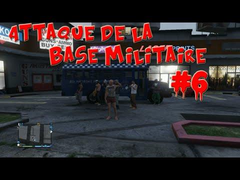 GTA V ONLINE | On attaque la base militaire avec les abonnés ! #6