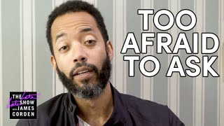 Wyatt Cenac Answers Questions From r/TooAfraidToAsk