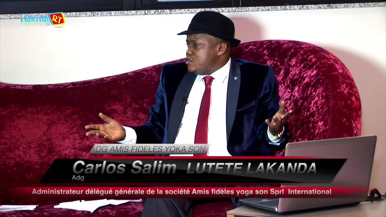Les 6 messages de Carlos Salim Lutete Luakanda venant de l'Eternel Dieu