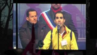 Manif 13 janvier 2013 - 1/13 - Homovox témoignages - La Manif Pour Tous (champ de Mars)