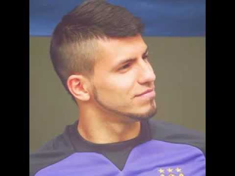 Sergio Agüero Hairstyle YouTube - Aguero hairstyle new