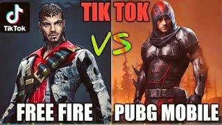 New pubg song vs free fire tik tok video ( part 35 ) 2019