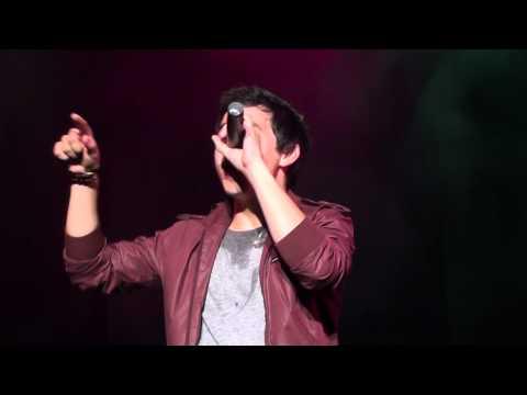 David Archuleta- Elevator- Live Kuala Lumpur, 26th July 2011