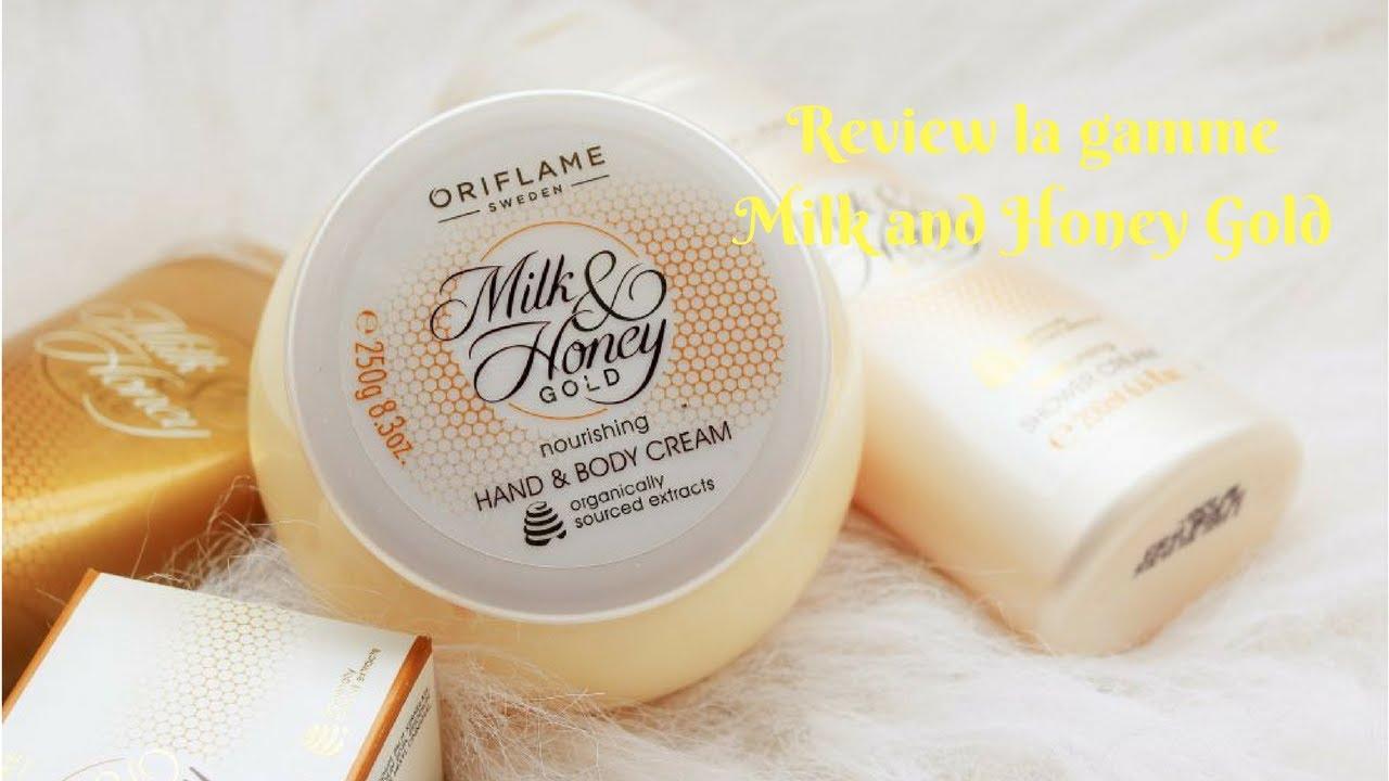 Review La Gamme Milk And Honey Gold Youtube Giordani Body Cream Essenza Oriflame