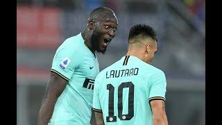 إنتر ميلان 2-1 بولونيا | ثنائية لوكاكو تنقذ إنتر من فخ بولونيا | الجولة 11 من الدوري الإيطالي