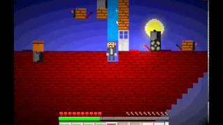 Repeat youtube video Mine Blocks 1.25 Update - 2D Minecraft