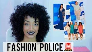FASHION POLICE: Especial VMA 2016