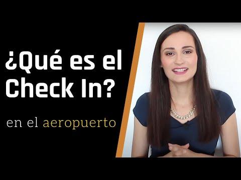 ✈ CHECK IN En El Aeropuerto ✈ Que Es , Como Es , Para Que Es ✈
