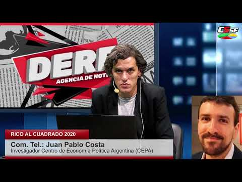Costa: Es probable que vayamos a un escenario de recesión global