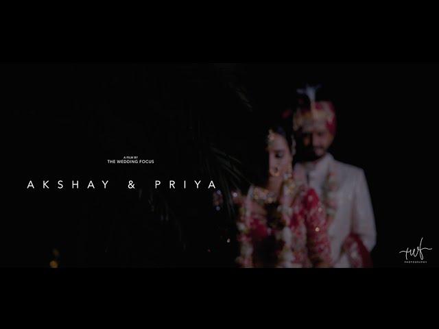 AKSHAY & PRIYA || COMING SOON || COUNTRY INN || THE WEDDING FOCUS