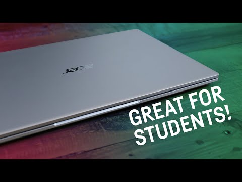Acer Swift 3 (2020) Ryzen 5 4500U - Review
