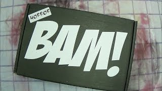 The Bam Box Horror - March/April 2018