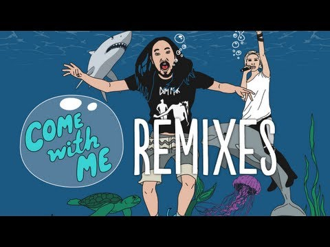 """""""Come With Me"""" ft. Polina REMIXES"""