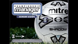 How to install Championship Manager Season 03/04 on MacOS/OSX l CM03/04