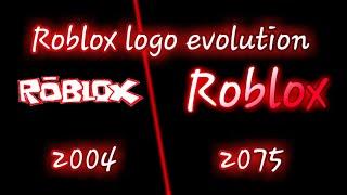 Roblox logo evolution 2004 - 2075 part 2/22