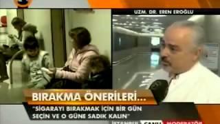 Uzm. Dr. Eren Eroğlu - Sigarayı Bırakmanın 10 Kolay Yolu