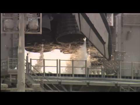 The Final Flight Of Space Shuttle Atlantis - Final Liftoff [HD]