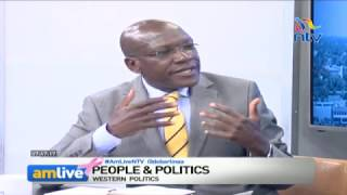 Boni Khalwale emerges as DP Ruto's point man in Western Kenya