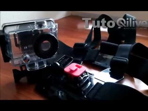 tuto cam ra qilive comment utiliser l 39 adaptateur pour accesoire go pro youtube. Black Bedroom Furniture Sets. Home Design Ideas