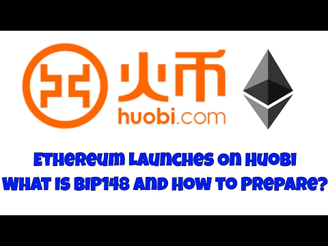 ETHEREUM LAUNCHES ON HUOBI 31 MAY | Dollar Cost Averaging or Lump Sum Investing? | What is BIP148?