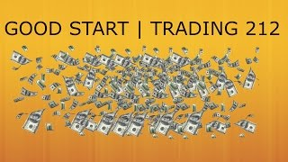 GREAT START! - Trading 212 Forex Trading #20