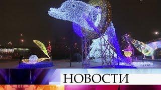 В Москве стартует масштабный фестиваль «Путешествие в Рождество».