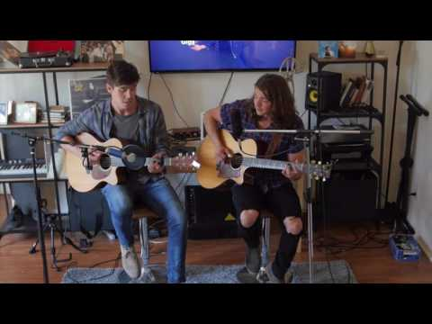 Cold Water| Justin Bieber| Covered by Sawyer Auger & Johnny Martin