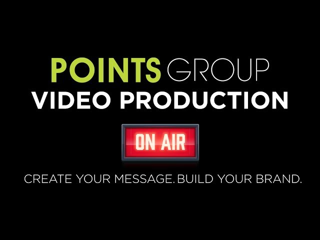 Points Group Video Production