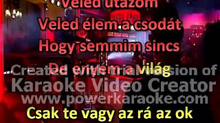 Ákos   Veled utazom Fábryban videoval