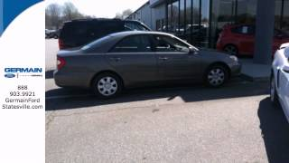 2003 Toyota Camry Statesville NC Charlotte, NC #F33459B SOLD