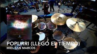 Llegó El Tiempo - Remolineando MEDLEY | Miel San Marcos | D...