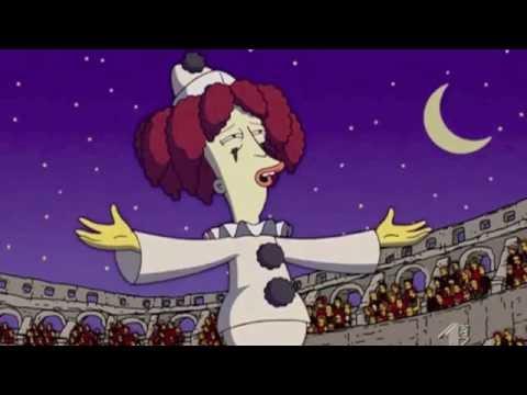 Ridi Pagliaccio - I Simpson ita