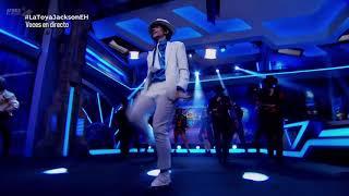 Forever King Of Pop -Smooth Criminal -El Hormiguero - Carlos Valledor - 2018