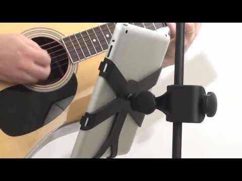 New Design! iKlip 2 Universal Microphone Stand Adapter for iPad and iPad mini