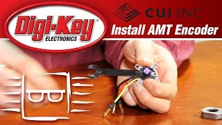 Installing the AMT Modular Encoder in 8 Simple Steps - Another Geek Moment - Digi-Key