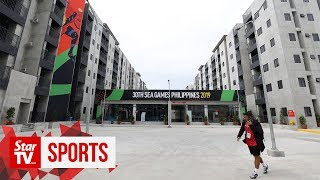 Sea Games 2019: World Class Facilities In New Clark City Sports Hub