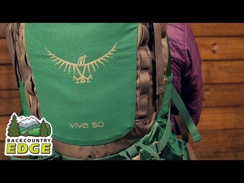 3711dd3ba9e4 Osprey Viva 50 Women s Backpack - YouTube